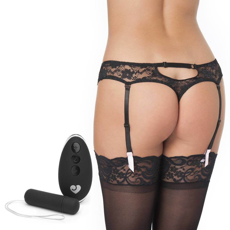 best panty vibrator on female model