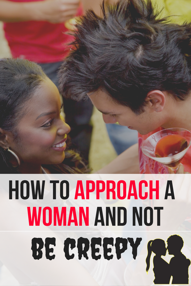 How To Approach A Woman