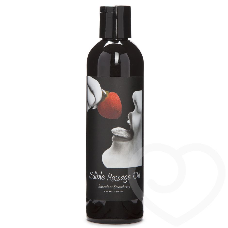 edible massage oil