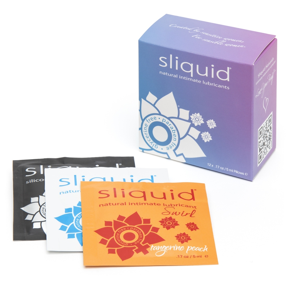 sliquid lubrication sachets