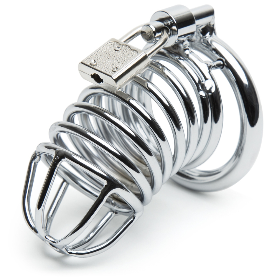 metal cock cage