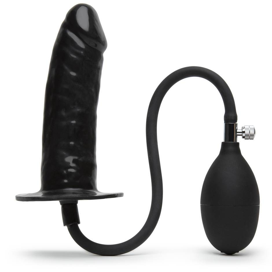 inflatable anal dildo