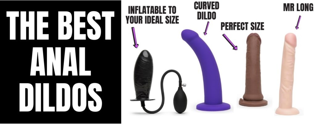 anal dildos